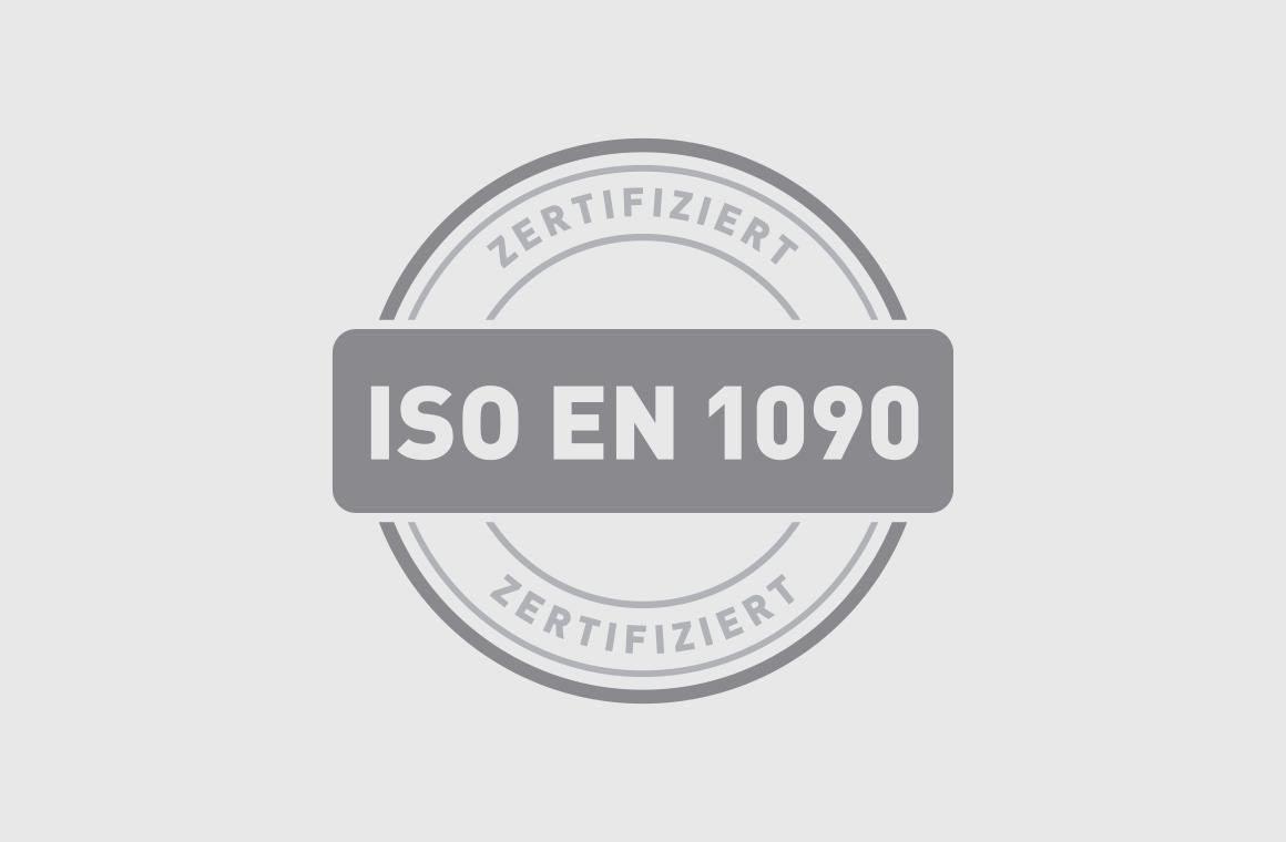 Zertifizierung EN 1090-1:2009