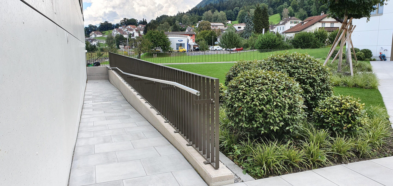 Überbauung Appartmentswohnungen, Schaanwald