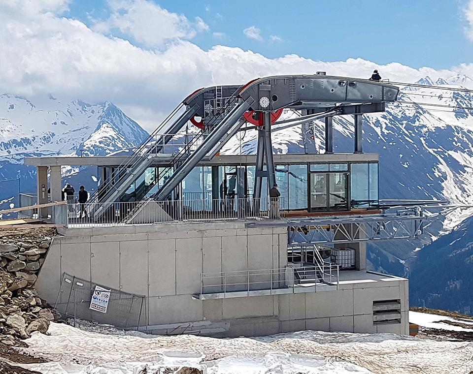 Bergbahn Sedrun