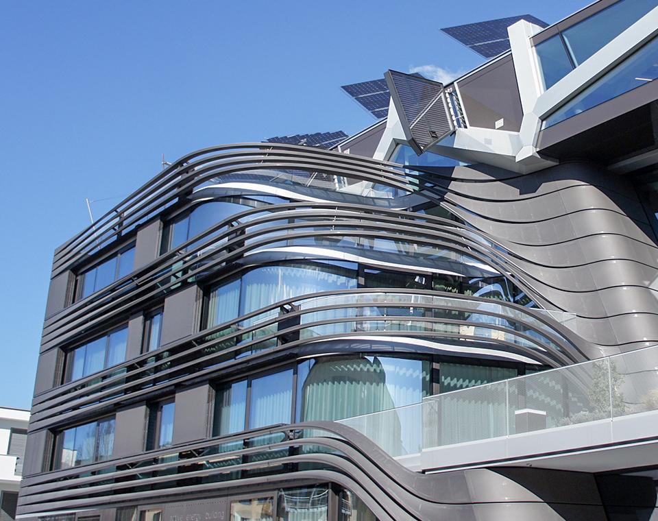 Marxer Gebäude, Vaduz
